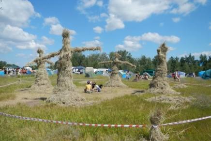"""Фестиваль """"Трипільське коло 2014""""  26 червня 2014 р. – 29 червня 2014 р."""